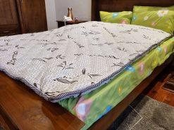 flat mattress topper